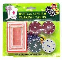 Набор для игры в покер DN28518, КОД: 314640