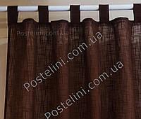 Пошив штор портьер на петлях