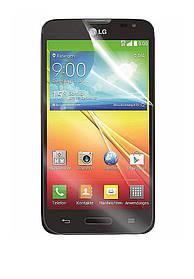 Глянцевая защитная пленка для LG Optimus L70 D320
