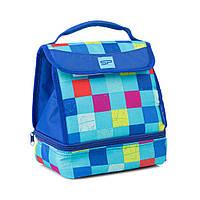 Термосумка для ланча Spokey Lunch Box Blue 22х17х25 см Синий s0425, КОД: 109052