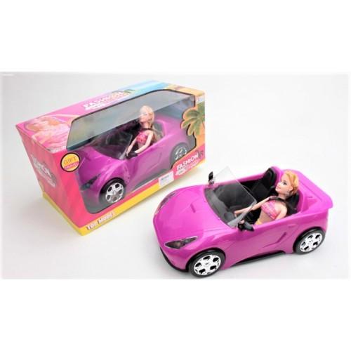 A 9010C Кукла с машиной.