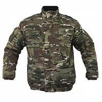 Куртка тактическая зимняя Multicam, фото 1