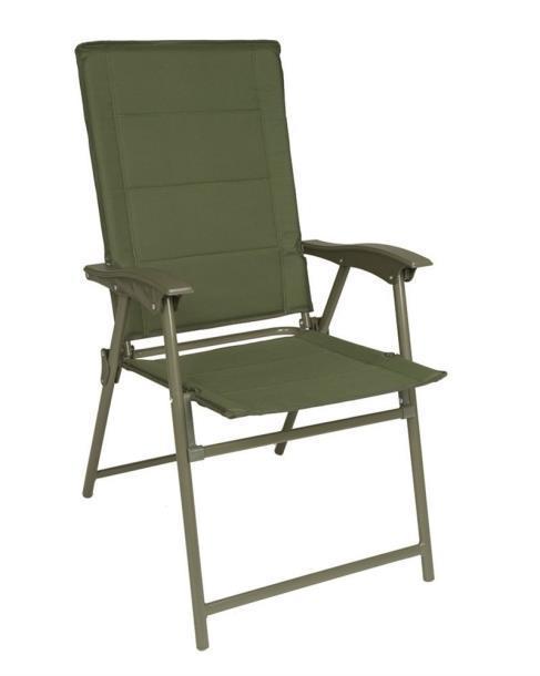 Складной стул Mil-tec олива 14451001