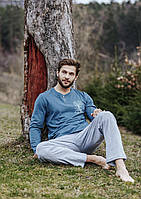 Мужская пижама  Key MNS 700,  размер XL