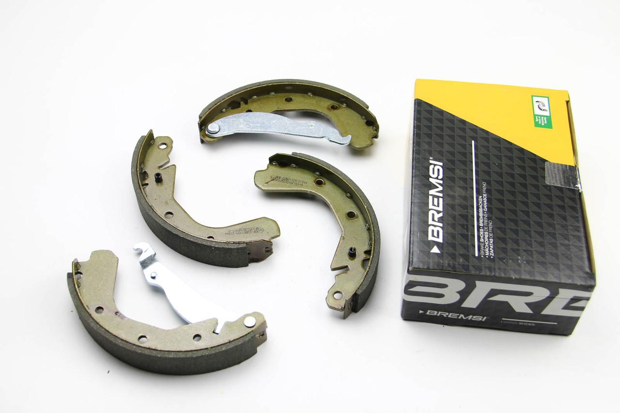 Колодки тормозные задние Opel Corsa A