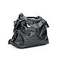 Женская Сумка Купол из Искусственная Кожа Черная (294), фото 2