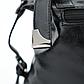 Женская Сумка Купол из Искусственная Кожа Черная (294), фото 8