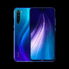 Телефон Xiaomi Redmi NOTE 8 4/128Gb blue Global Version