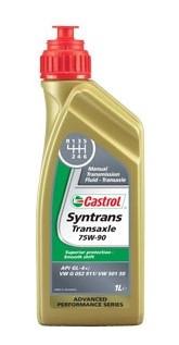 Масло трансмиссионное SYNTRANSTRANS 75W-90 1л CASTROL 75W90 ST 1L