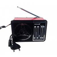 Портативная колонка c радиоприемником NEEKA NK-202USB