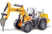 Детская инерционная машинка Трактор Power Truck