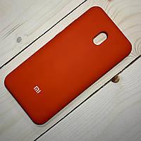 Чехол Silicone Case Xiaomi Redmi 8A Красный, фото 1