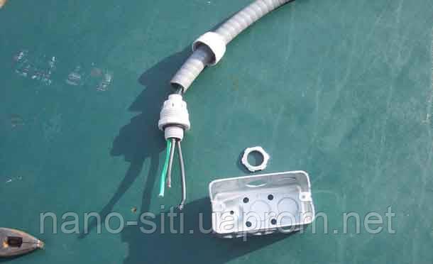 труба для электропроводки ― монтаж гофрированной трубы