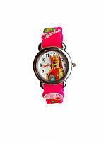 Часы детские Barbie-180 Розовые BR-180, КОД: 111907