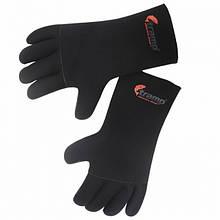 Водонепроникні рукавички Tramp TRGB-001 (р. S), чорні