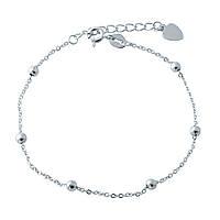 Серебряный браслет SilverBreeze без камней 1967072, КОД: 1194989