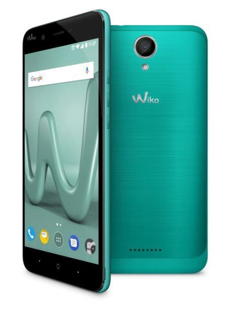"Смартфон WIKO HARRY 3/16GB 5"" Dual Sim Bleen"