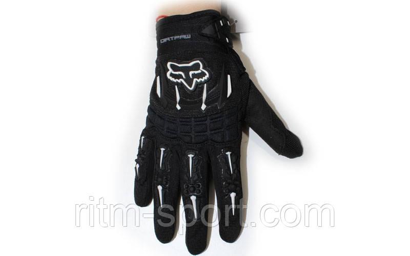 Мотоперчатки текстильные FOX