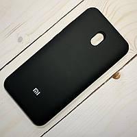 Чехол Silicone Case Xiaomi Redmi 8A Черный, фото 1