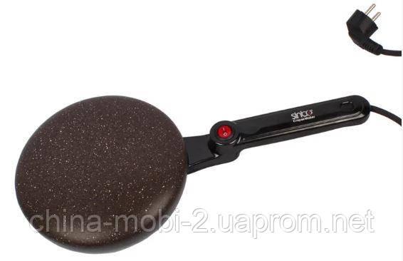 Электрическая блинница Sinbo SP5208 650ватт, фото 2