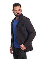Трикотажный пиджак SVTR 50 Коричневый 389, КОД: 274573