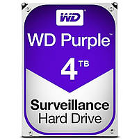 Жесткий диск 3.5 4TB Western Digital WD40PURZ, КОД: 1163487