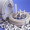Труба для электропроводки - гофрированная труба ПВХ (гофротруба)