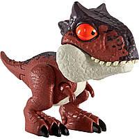 """Міні-фігурка """"Кусаємо всюди"""" Jurassic World з фільму """"Світ Юрського періоду"""" Карнотавр GGN32 / GGN26, фото 1"""