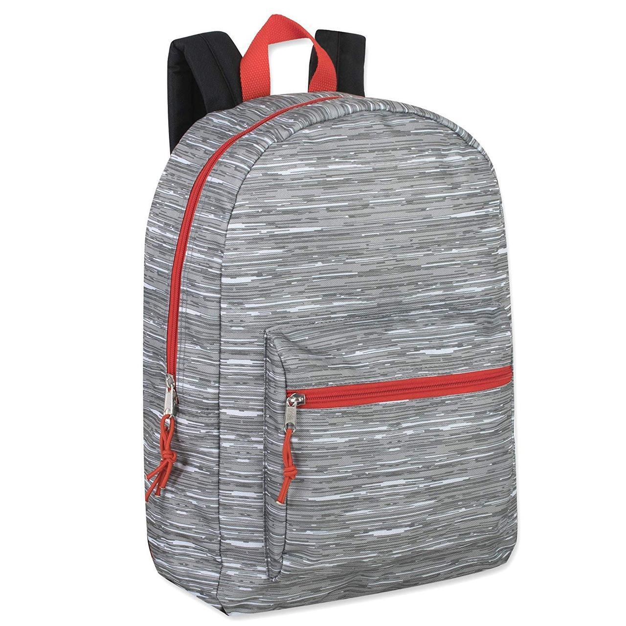 Рюкзак 7634 серый