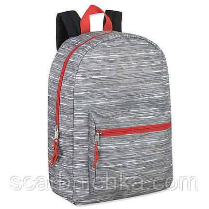Рюкзак 7634 серый, фото 2