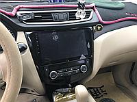 Штатная магнитола Nissan Qashqai 2016-2018г.на базе Android 8.1 Экран 10 дюймов Память 1/16 Гб