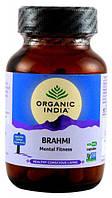Брахми Органик Индия 60 капс (Brahmi Organic India)