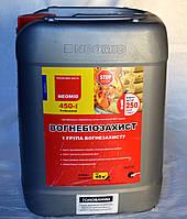 Огне- и биозащита для древесины Neomid 450-1, 10 л