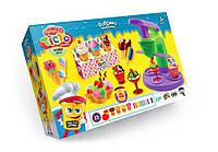 Тесто для лепки Master-Do Фабрика Мороженого DankO toys 15 цветов TMD-06-01R, КОД: 257681