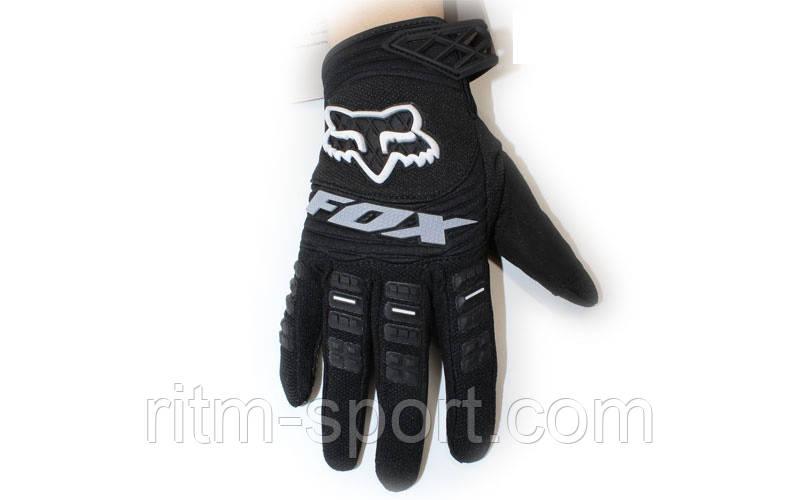 Мотоперчатки текстильные FOX M-4538