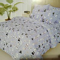 Ткань для пошива постельного белья бязь Голд сублимация 57