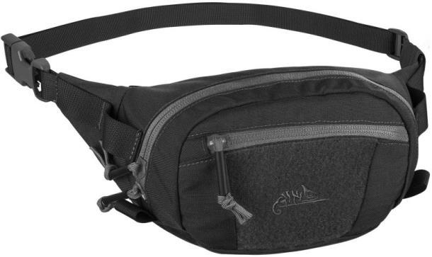 Сумка на пояс Helikon Possum Waist Pack Cordura (TB-PSM-CD-0135A) Black/Grey