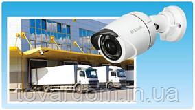 Сетевая камера D-Link DCS-4701E