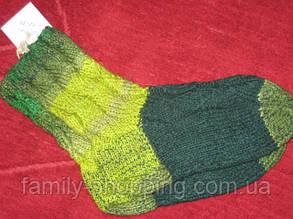 Шкарпетки дитячі футболки ручної роботи, р. 32-33