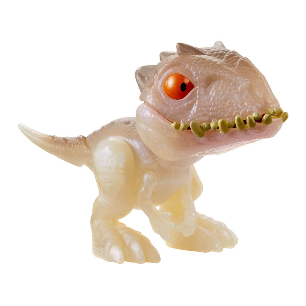 """Міні-фігурка """"Кусаємо всюди"""" Jurassic World з фільму """"Світ Юрського періоду"""" Индоминус рекс білі GGN37/ GGN26"""