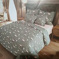 Ткань для пошива постельного белья бязь Голд сублимация 62