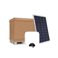 Комплект для Солнечной Электростанции, 20 кВт, Инвертор Huawei 20KTL-M0, 3 фазы + панели Amerisolar 310W
