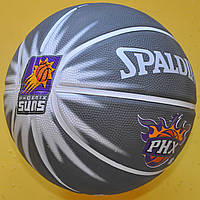 М'яч баскетбольний №7 Spalding 63-865 Phoenix Suns