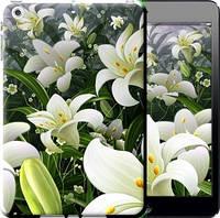 Чехол EndorPhone на iPad mini 4 Белые лилии 2686u-1247, КОД: 933426