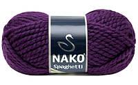Nako Spaghetti фиолетовый № 11209