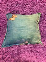 Подушка 50*50 см силіконізований холофайбер, фото 1