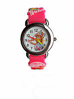 Часы детские Barbie-183 Розовые BR-183, КОД: 112006
