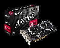 ВидеокартаMSI RadeonRX 580 ARMOR 4GB OC б/у