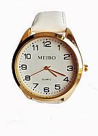 Часы женские кварцевые Meibo Белые, КОД: 111939