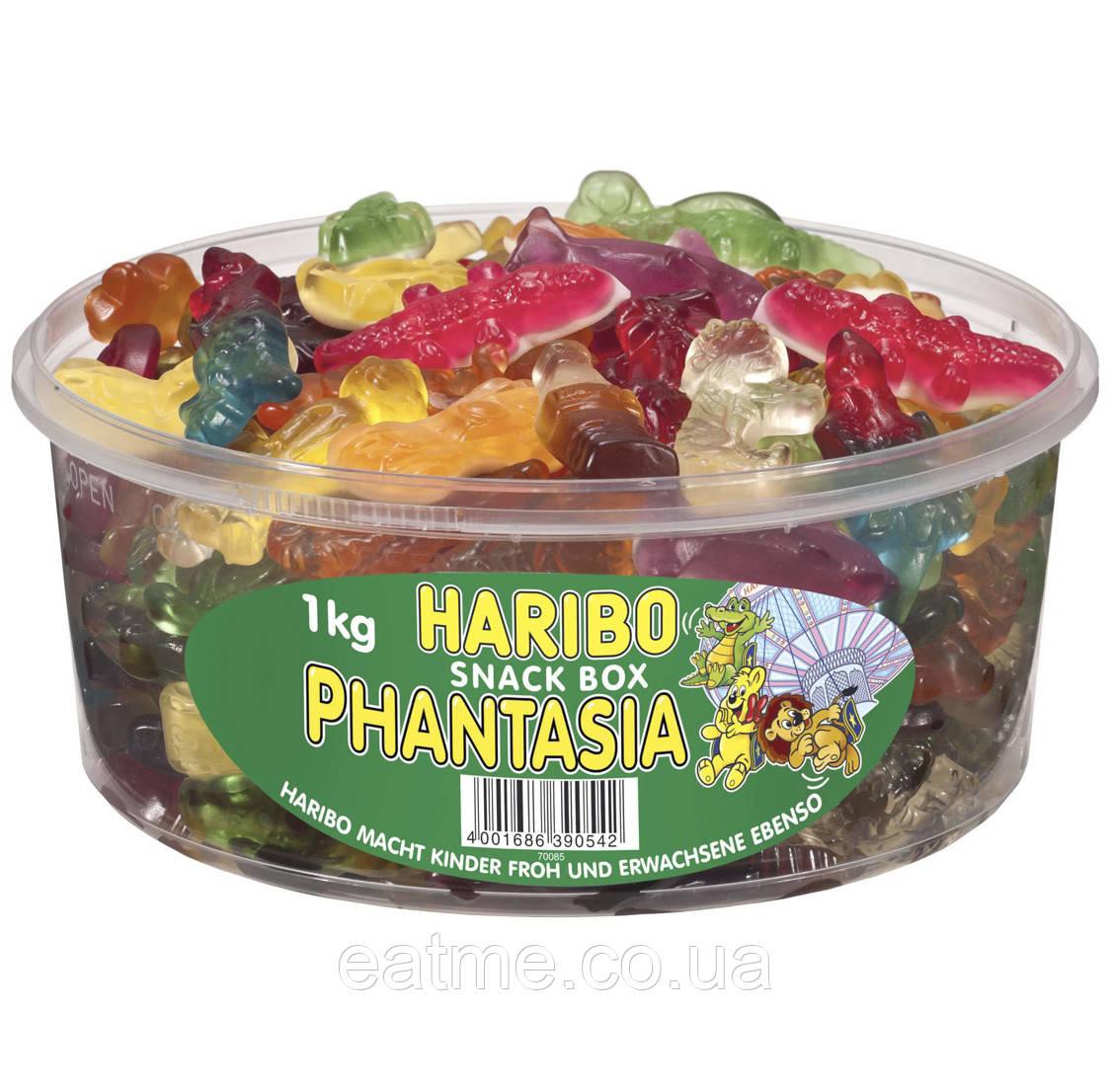 Haribo Phantasia Snack Box Желейные Конфеты с фруктовыми вкусами